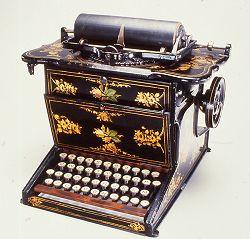 История печатных машинок (Фото 2)