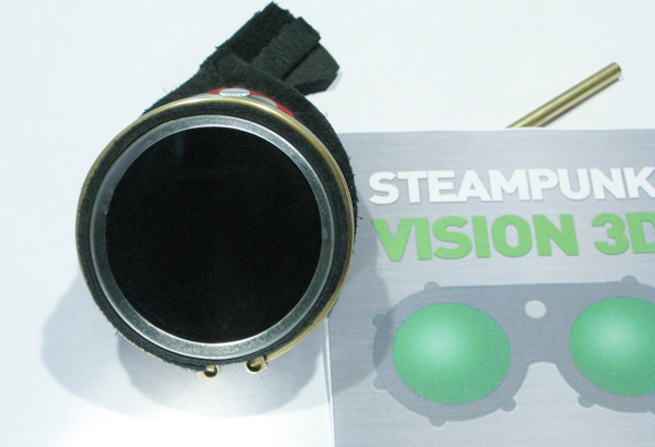 "Очки для конкурса ""STEAMPUNK-VISION 3D"" часть 1 . (Фото 16)"