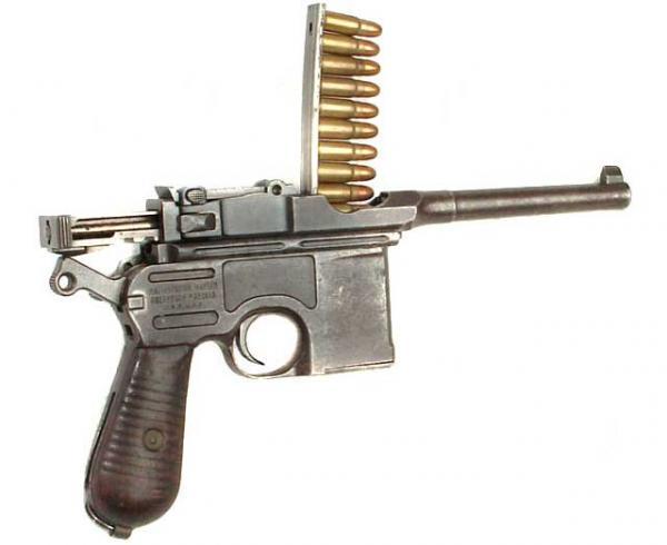 история запрета оружия в Англии (Фото 7)