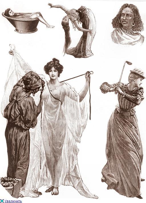Иллюстрации из викторианских журналов (Фото 3)