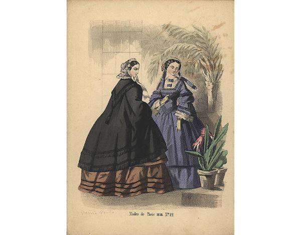 Переменчивая мода Викторианской эпохи (Фото 20)