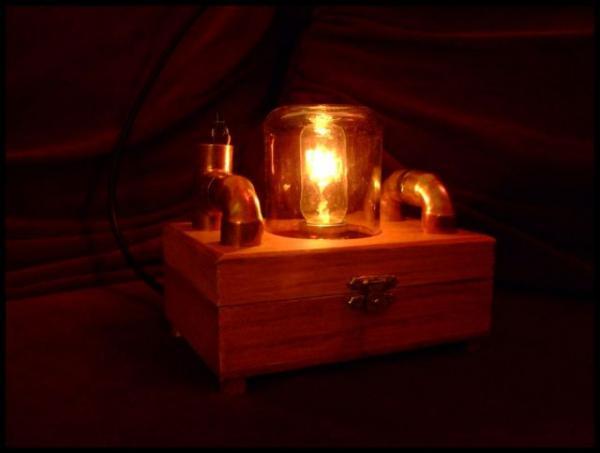"""""""Свет стиля"""". Лампы, и не только. (Фото 30)"""
