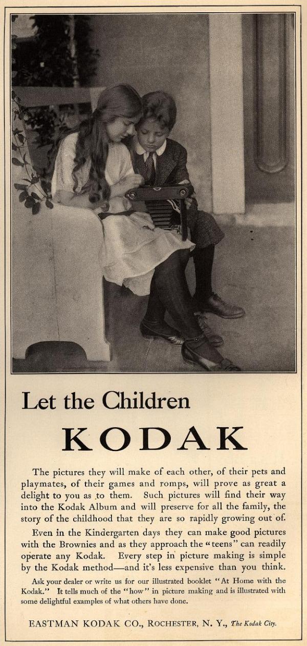 Реклама Kodak (Фото 6)
