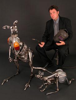 Скульптор James Corbett
