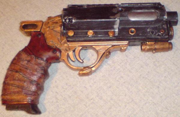 Стим-револьверы (коллекция) (Фото 2)