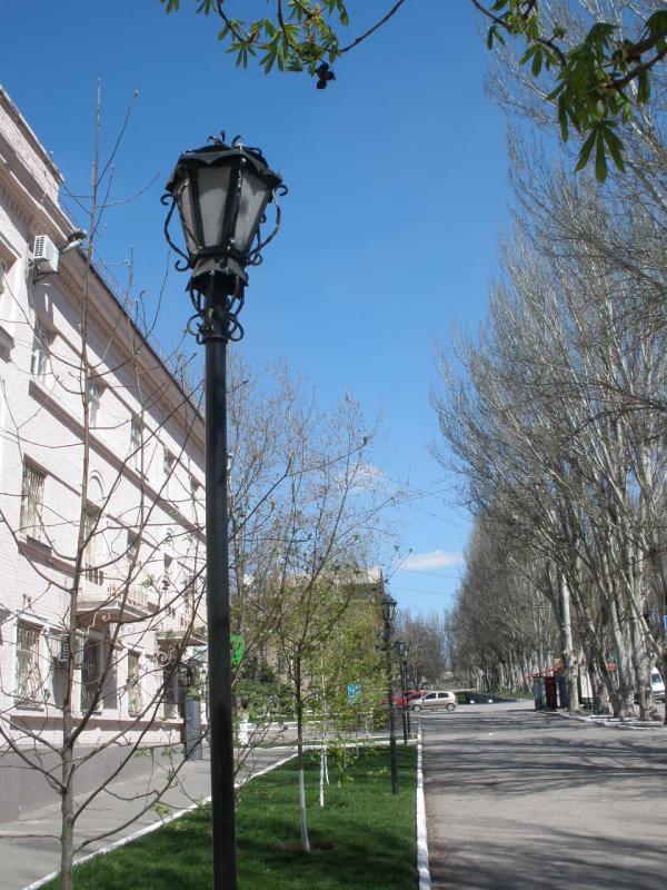 Весенний старый город (Фото 8)