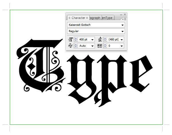 Урок: текст в стиле стимпанк. Illustrator, Cinema 4D и Photoshop. Часть 1.