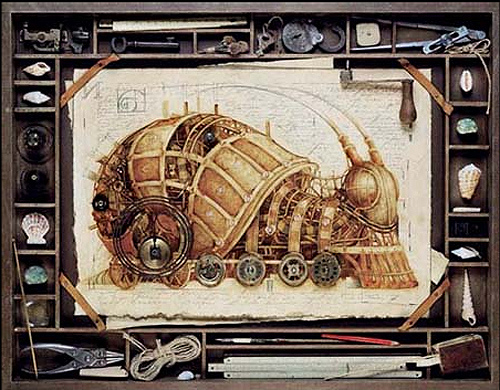 Механизмы Владимира Гвоздева (Фото 2)