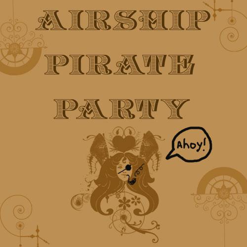 "Airship pirate party в клубе ""Бункер 2012"" 07.11.10: Отчёт"
