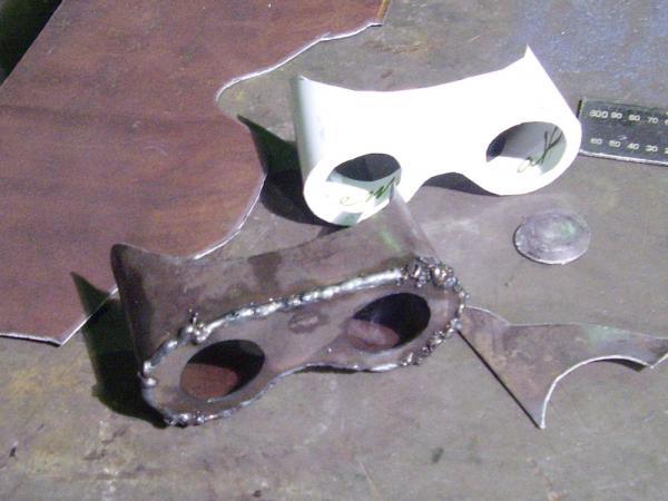 """""""STEAMPUNK-VISION 3D"""" Отчет о ходе работы. (Фото 2)"""