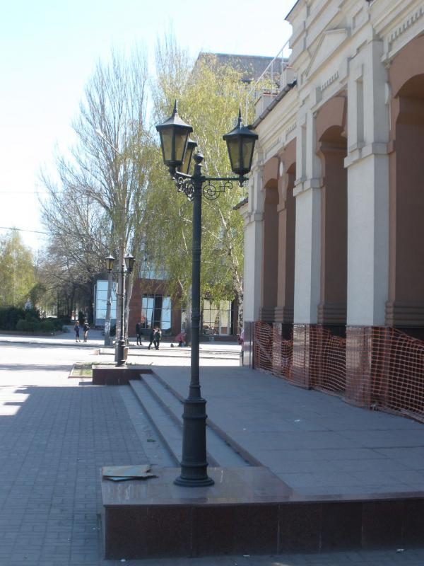 Весенний старый город (Фото 38)