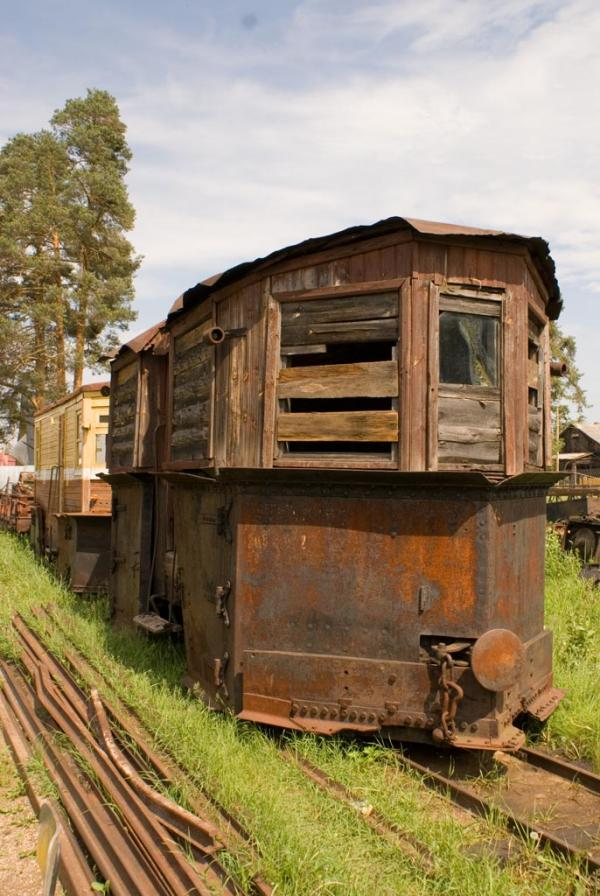 Фотографии из музея паровозов. (Фото 9)