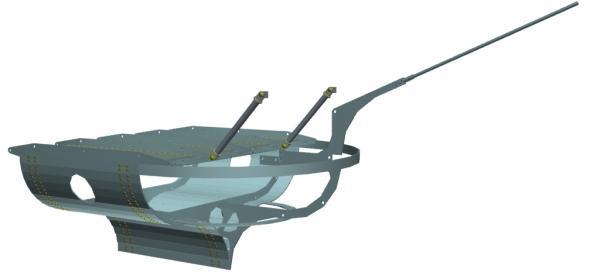 Летучий корабль 2 (3D-модель шаг за шагом) (Фото 26)
