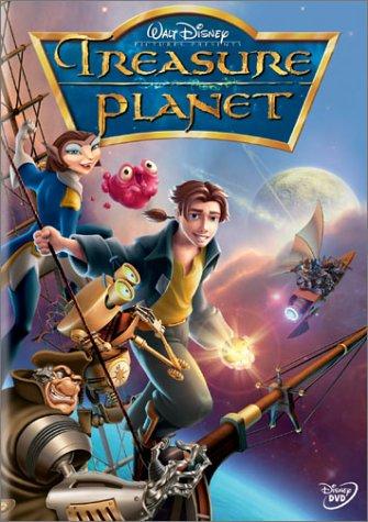 Планета Сокровищ (Treasure Planet)