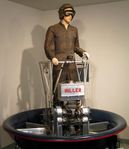 "Hiller VZ-1 Pawnee или ""летающий кулер"" (проба пера) (Фото 2)"
