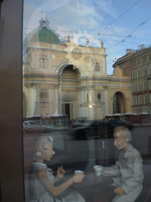 Стимпанкеры любят кофе, или еще одна витрина