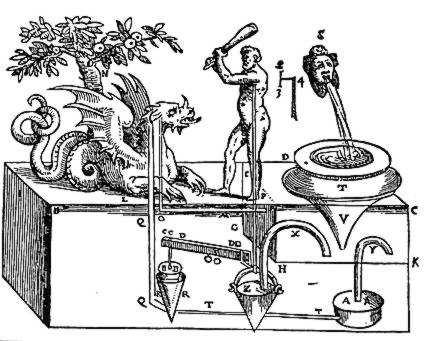 Изобретатель первого а мире парового двигателя Герон Александрийский (часть2) (Фото 9)