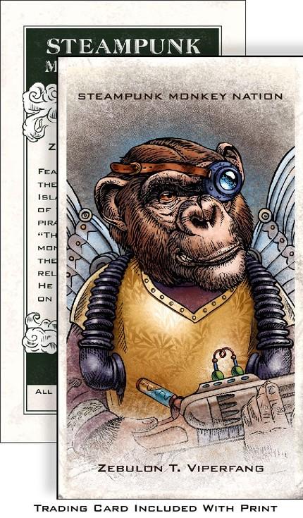 Дарвинизм по стимпанкерски (Фото 6)
