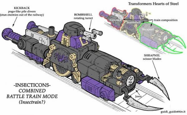 И снова Трансформеры!!! (Фото 9)