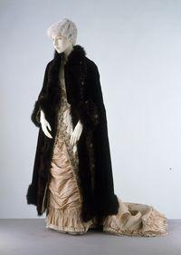 Мода Викторианской эпохи. (Фото 2)