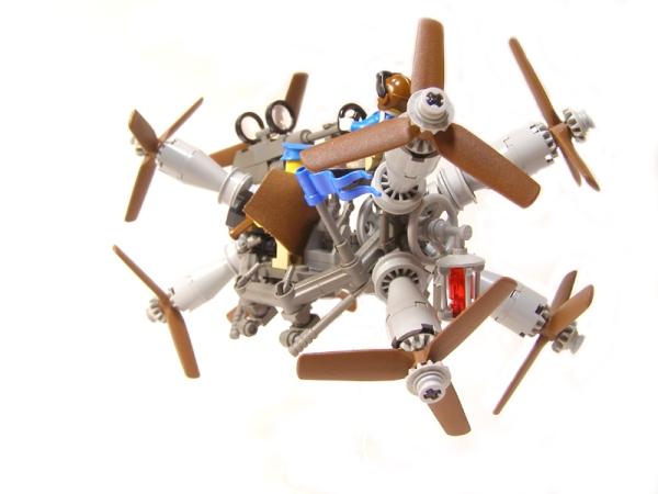 Подборка Lego-конструкций. Часть вторая. (Фото 9)