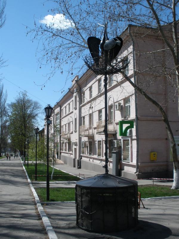 Весенний старый город (Фото 10)