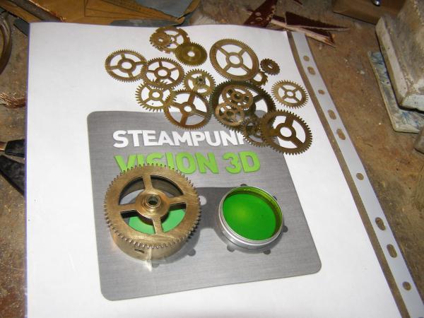 """STEAMPUNK - VISION 3D"" от NVIDIA"" (Фото 6)"