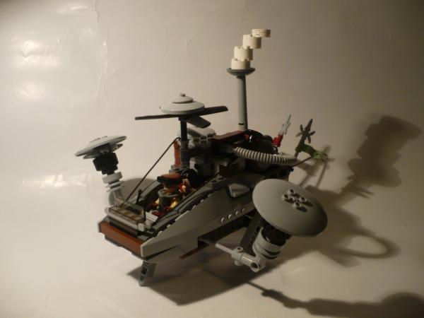 Подборка Lego-конструкций. Часть вторая. (Фото 2)