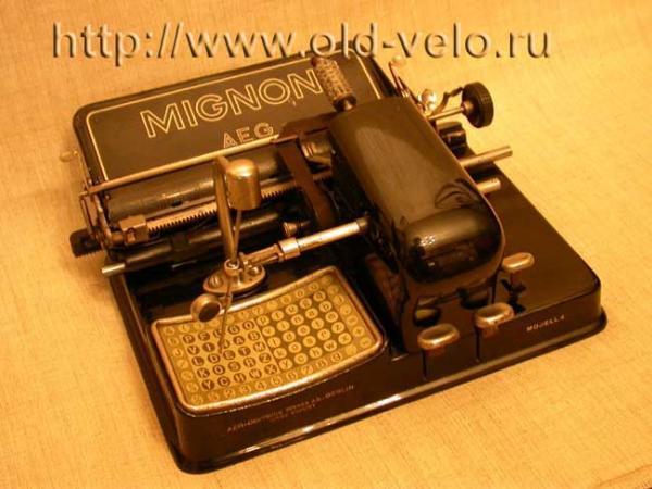 История печатных машинок (Фото 8)