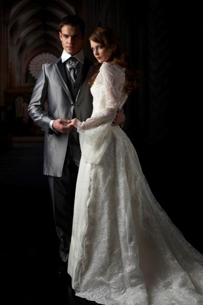 викторианская свадьба (Фото 6)