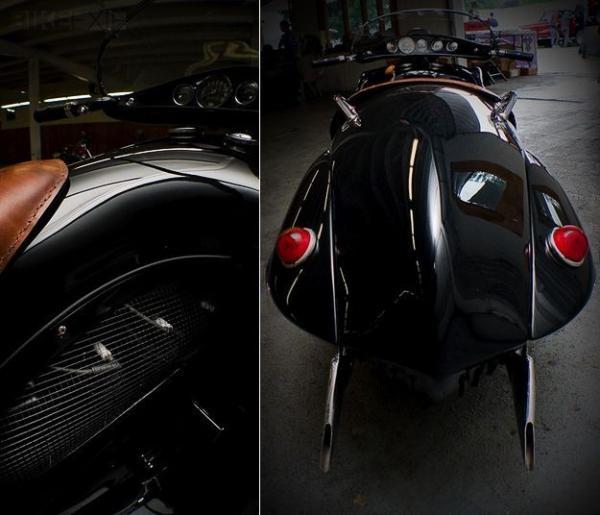 Мотоцикл О. Ray Cortny. (Фото 4)