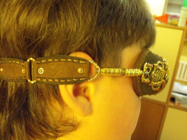 "Гогглы   Монте Кристо  для конкурса  ""STEAMPUNK-VISION 3D"" от NVIDIA №5 (Фото 20)"