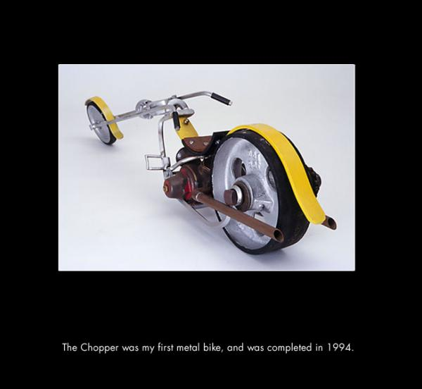 Michael Ulman - арт на колесах. (Дизельпанк) (Фото 15)