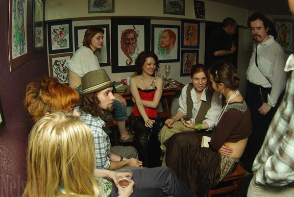 Steampunk Party 15 мая, Полный фотоотчет, часть вторая. (Фото 57)