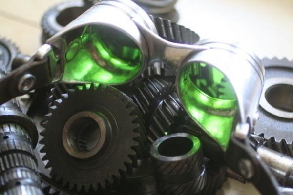 """""""Dieselpunk Vision"""" of Steamimpactor. Фотосет. (Фото 14)"""