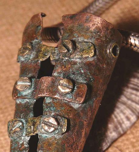 ювелирные изделия стимпанк (Фото 8)