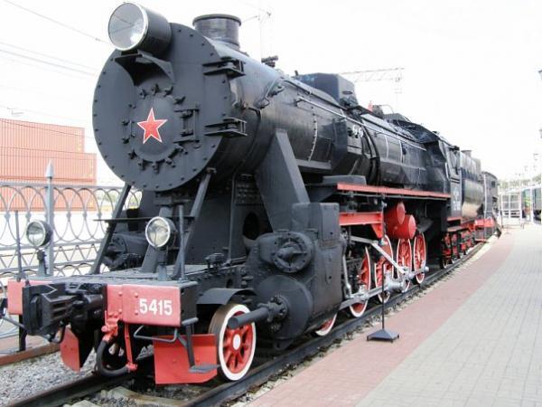 Музей железнодорожной техники Фототчёт (Фото 4)