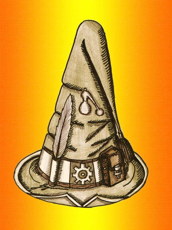 Шляпа придворного алхимика