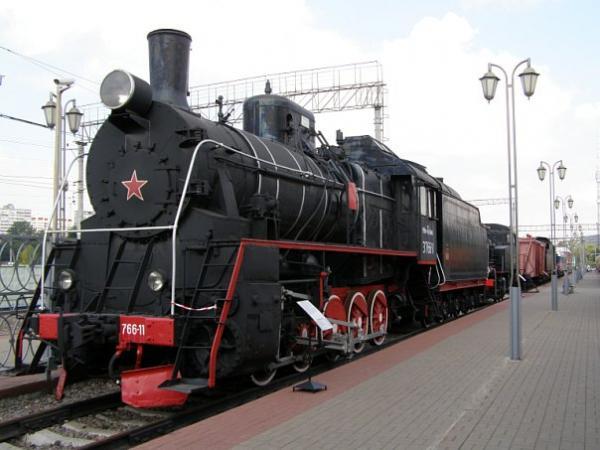 Музей железнодорожной техники Фототчёт (Фото 2)