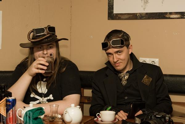 Steampunk Party 15 мая, Полный фотоотчет, часть вторая. (Фото 8)