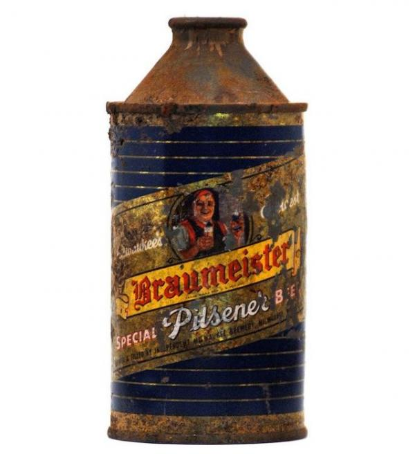 Очень старые баночки пива (Фото 14)