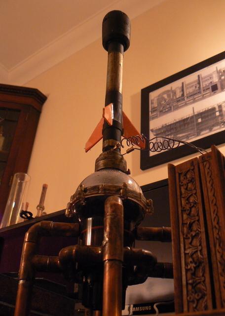 Паровая ракета профессора Fzz (Фото 6)