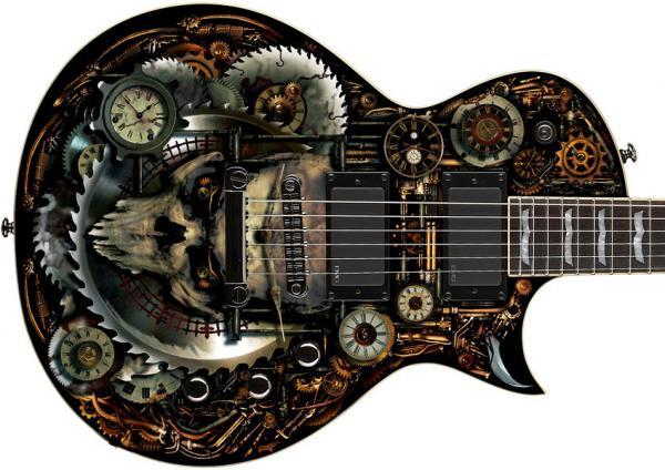 Гитары CLOCKWORK ZOMBIE (Фото 2)