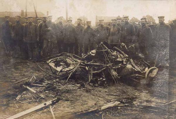 Пилоты WWI (Фото 2)
