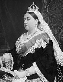 Её Величество Королева Виктория