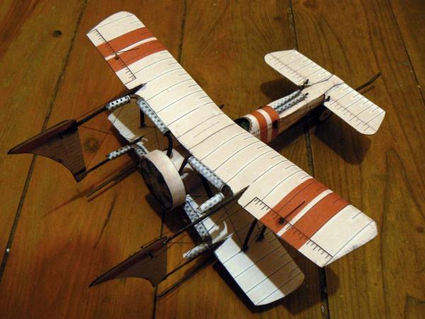 Steampunk x-wing от Amoeba Boy (Фото 2)
