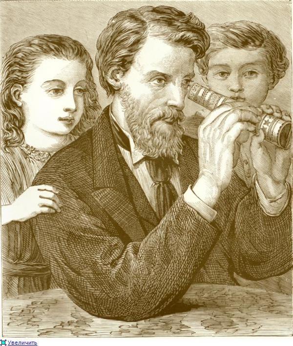 Иллюстрации из викторианских журналов (Фото 20)