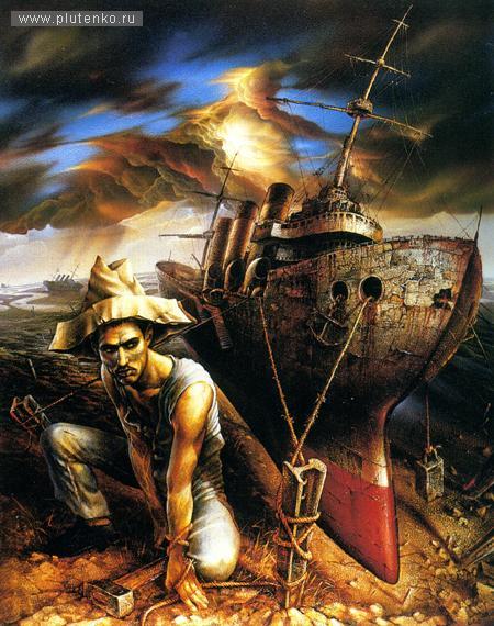 Подборка картин С. Плутенко (Фото 3)