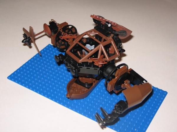 Подборка Lego-конструкций. Часть первая. (Фото 24)