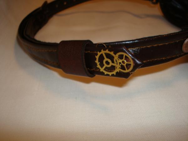 Эксклюзивно для Steampunker: Аукцион - лот Очки (Steampunk Goggles) от Perpetuum Mobile. (Фото 5)